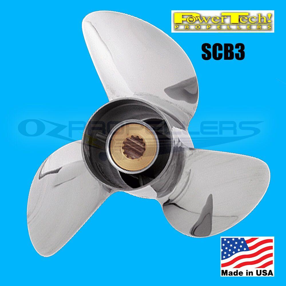 Sponsored eBay) 10 375 x 17 Suzuki Propeller 40 50 60 65hp