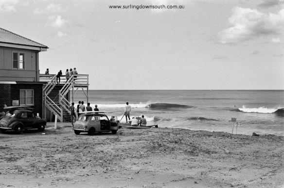 1963 North Narrabeen 30 Apr 63 Photo By Bob Weeks 64650005 North Marlin Photo
