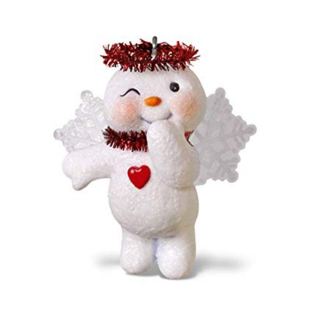 b871d9ad8596e Home   Kitchen Hallmark Keepsake Christmas Ornament 2018 Year Dated  Christmas Angels Peace Hallmark Cards