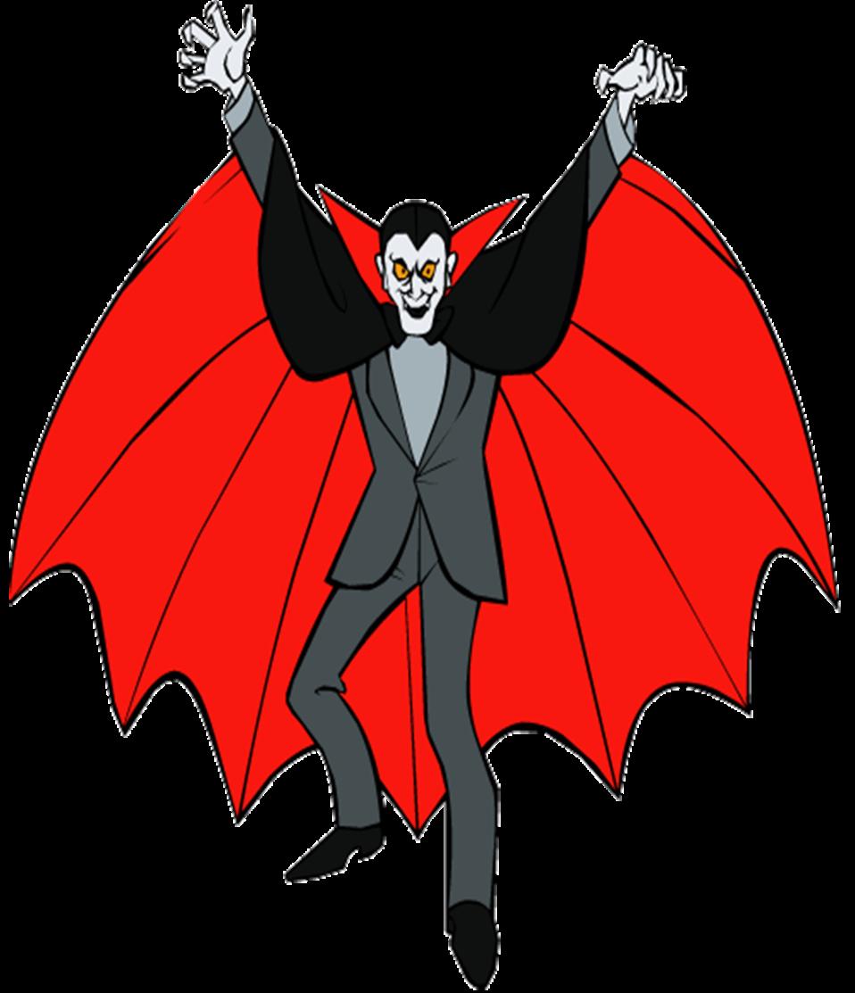 Хэллоуин вампир картинка