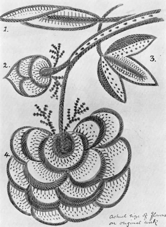 The Project Gutenberg eBook of Jacobean Embroidery, by Ada Wentworth ...