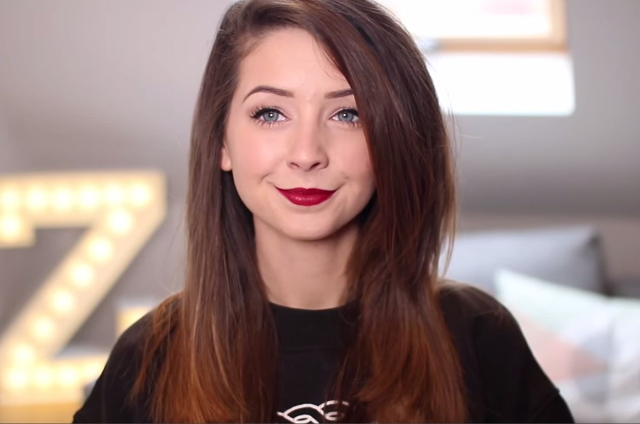 Zoella Zoe Sugg Nude Photos 17