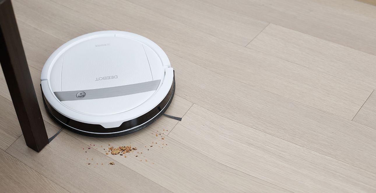 The Dm88 Is The Robot Vacuum And Mop Combo For Anyone Who Has To