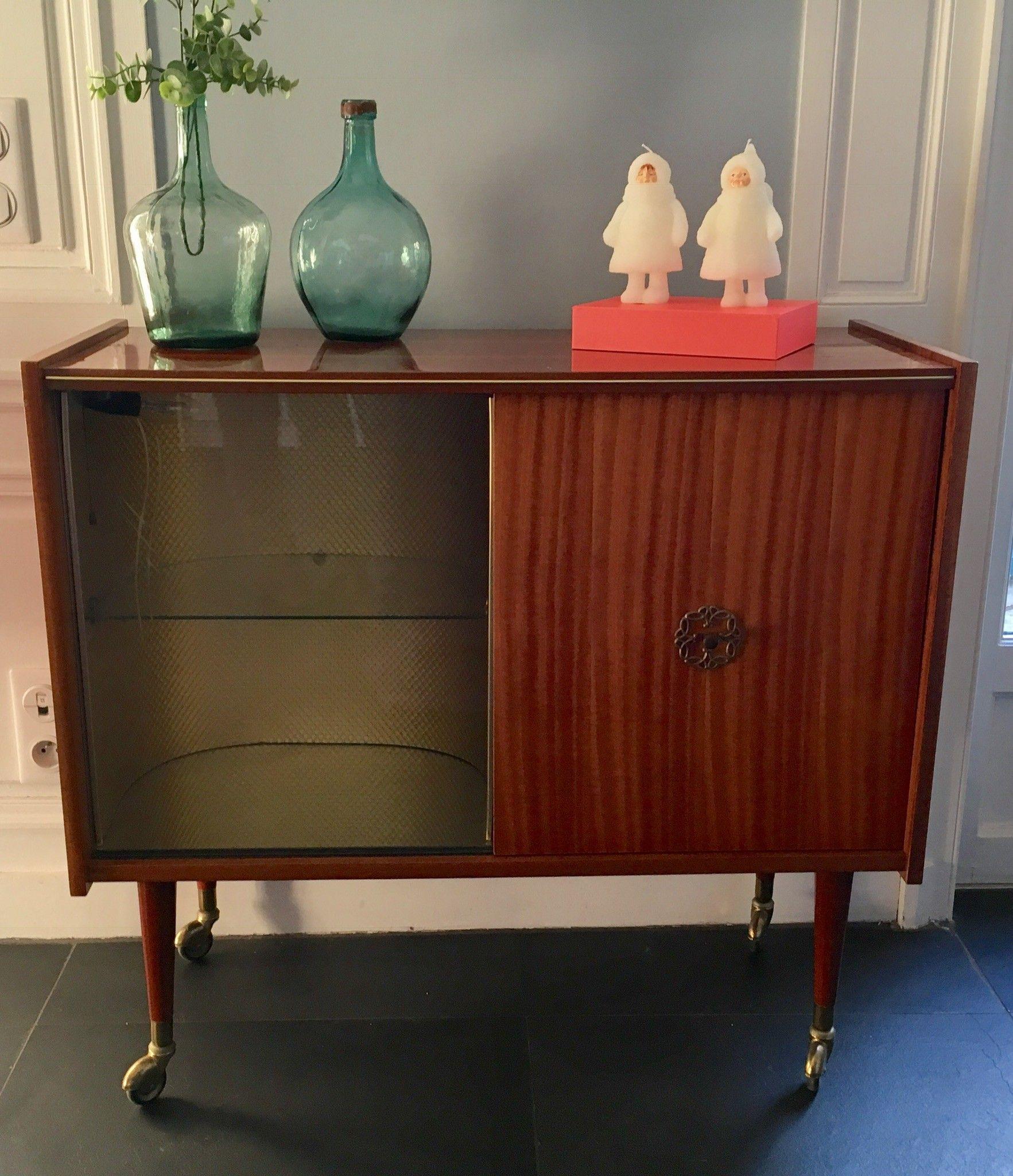 meuble bar vintage eclaire d occasion