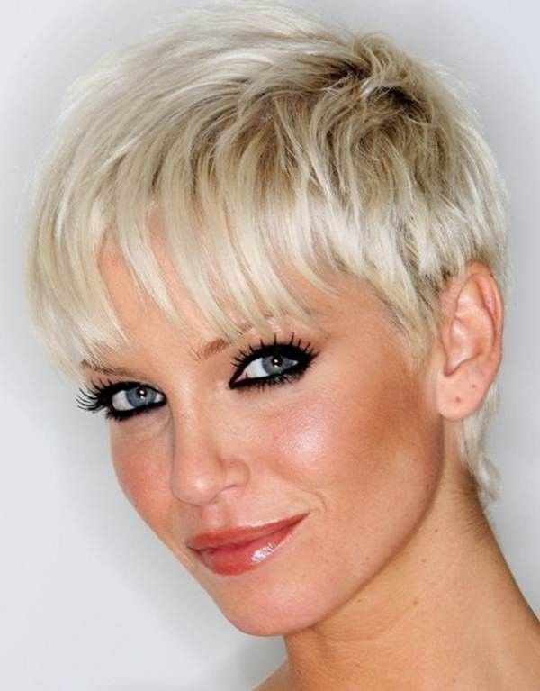 Hottest Short Hairstyles For Women Short Hairstyles For - 20 amazing hairstyles women 50 thin thick hairs