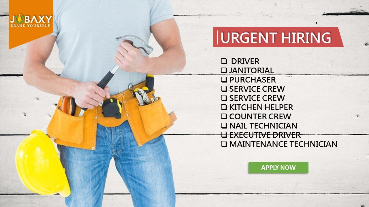 Search for Blue Collar Jobs and browse our