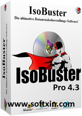 iso buster + crack torrent download