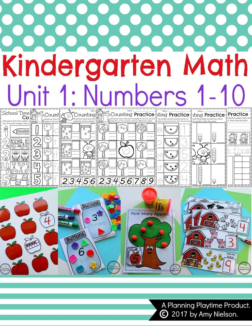 Kindergarten Math With Images