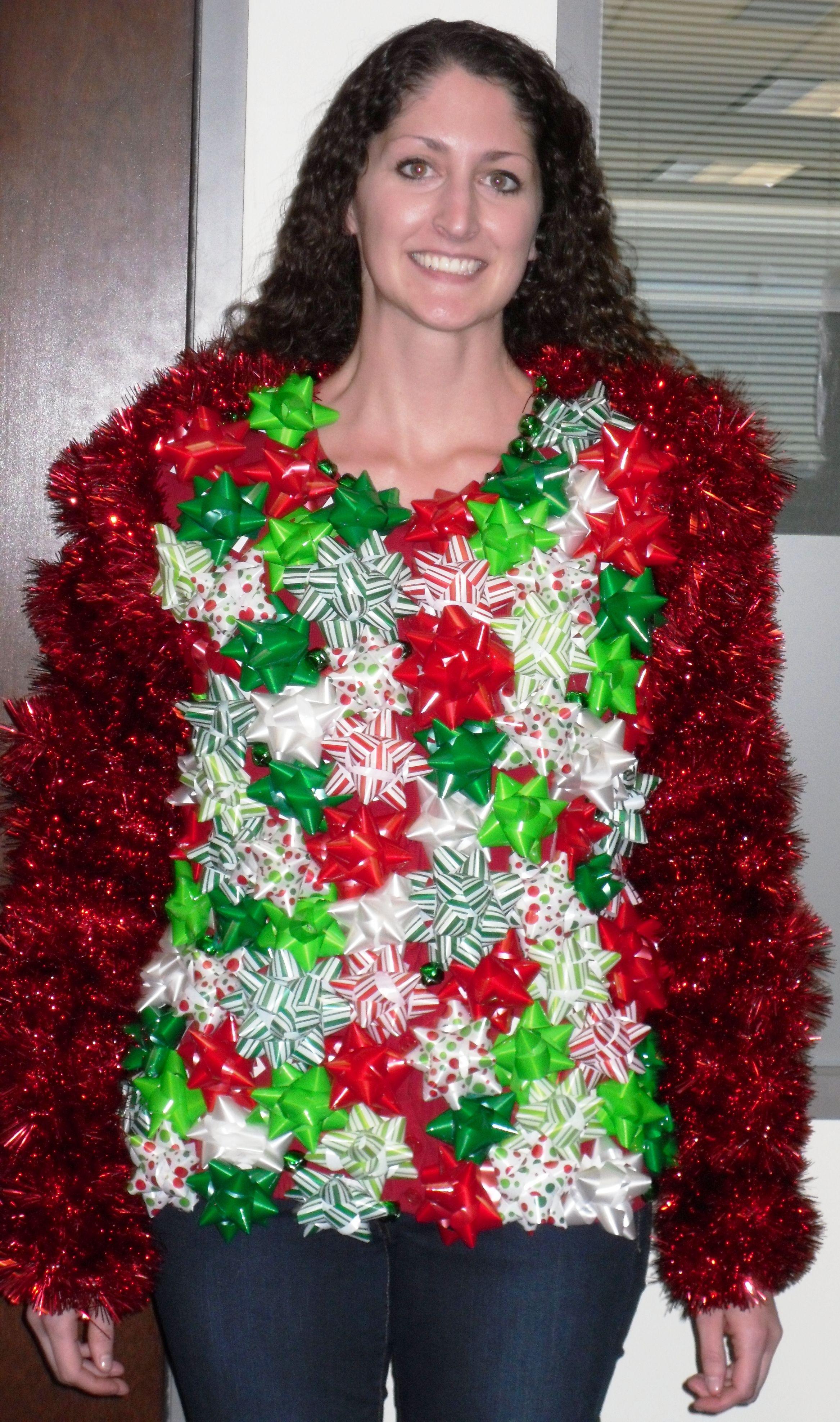 Suéteres feos de navidad que vas a querer tener | 15a20