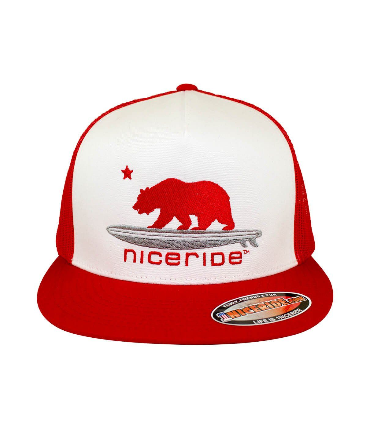 7c6aa720244 6006 Classic Snapback Trucker Hat with NICERIDE s