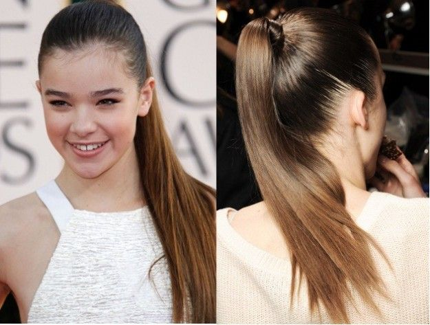 High Ponytail Hairstyles For Little Girl Ponytail