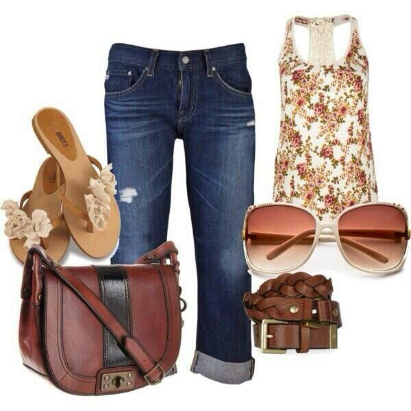 Casual outfit...