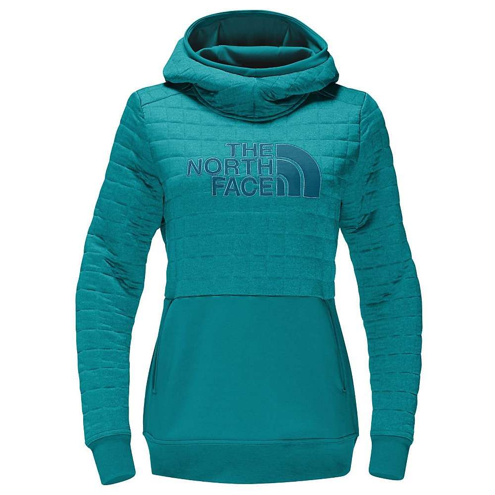 6135ab466 The North Face Women's Half Dome Quilted Pullover Hoodie   Products ...