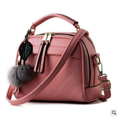 9105ce345e3c DIDA BEAR 2017 New women messenger bags lady cute handbags Girls shoulder  bag bolsas Gray Pink Black Blue Beige Sac A Epaule