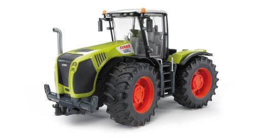 Bruder Toys Claas Xerion 5000 From Bruder Toys Tractors Farm Toys Classic Tractor