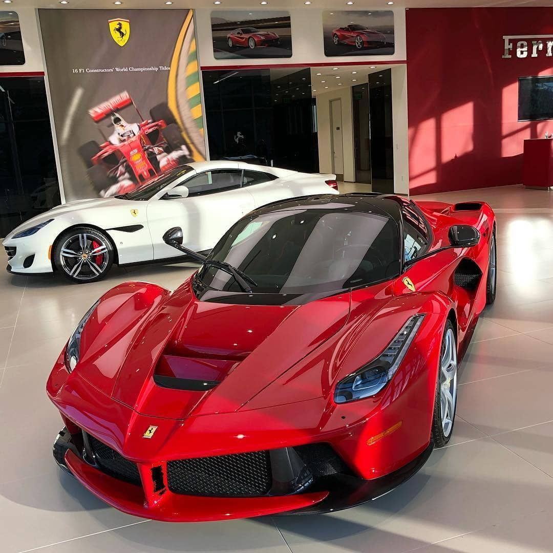 Ferrari Laferrari On Instagram Lovely Ferrari S I Tyrell Envision I Ferrari Laferrari Ferrari Sports Car Brands