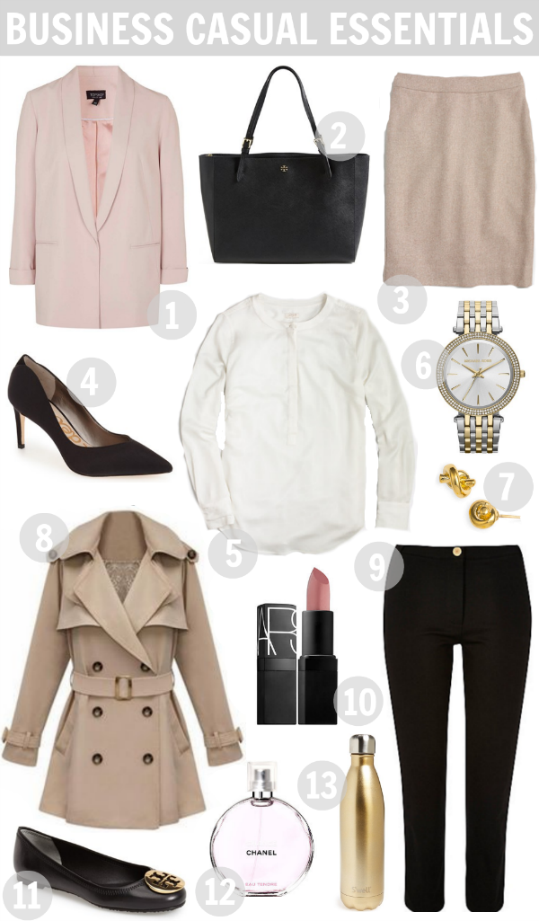 business attire essentials women business apparel