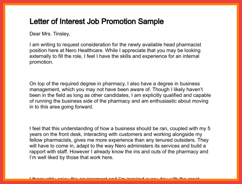 request letter for promotion sle tomyumtumweb | FUTURE