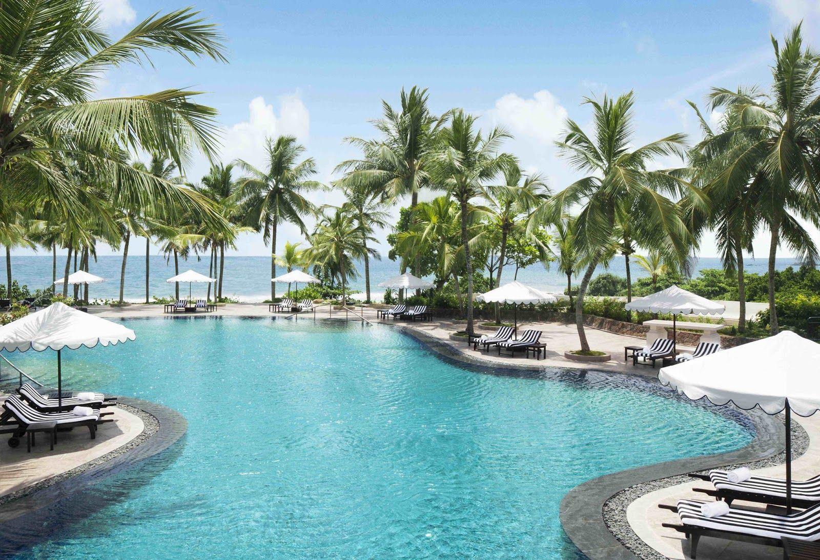 Deluxe Vacations Beach Five Star Hotels Sri Lanka