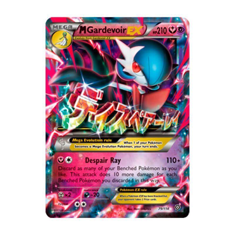 90989e32c Comprar carta avulsa de Pokémon TCG Mega Gardevoir EX (79/114) da linha