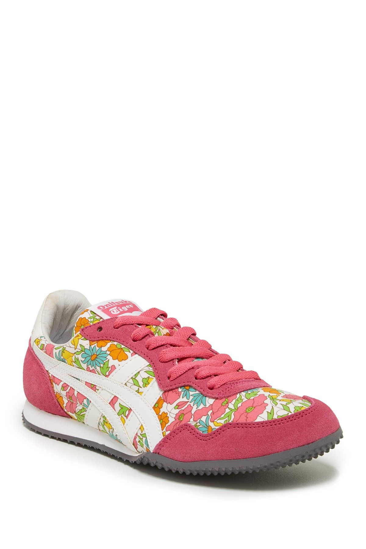 asics floral running shoes - 53% OFF