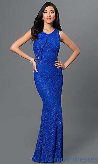 Blue Prom Dresses From Simply Dresses