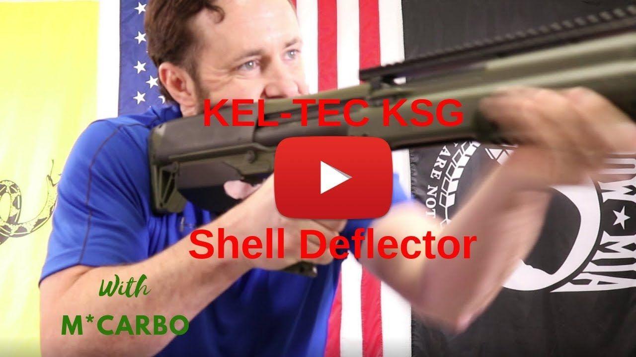 KEL TEC KSG Shell Deflector - KEL TEC KSG Accessories - M