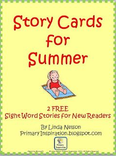 Classroom Freebies Too: Sight Word Story Cards