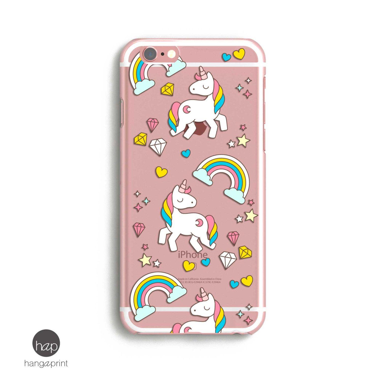 unicorn iphone 7 plus phone cases