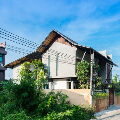 遊走泰國建築】泰國建築新風貌,以熱帶氣候和曼谷市容為建築靈感的 Baan - fresh blueprint consulting ballarat