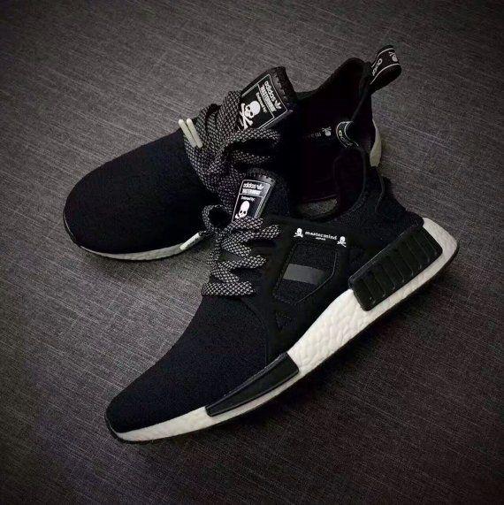 huge discount 0c03e b534a Adidas Originals NMD X Mastermind Black | Sneakers | Adidas ...