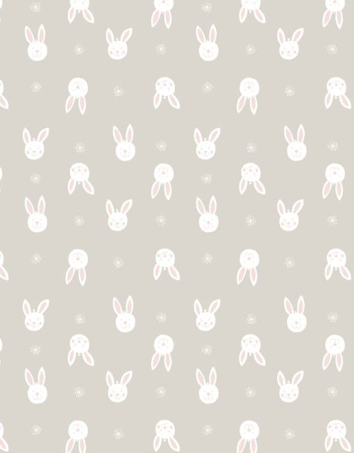 bunny garden leo bunny grey empress mills bunny