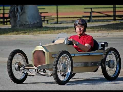 YoutubeVoiture Cyclekart Slide Drive First Show e2DYWH9EI