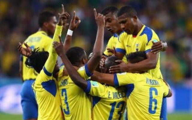 Mondiali 2014, Ecuador-Honduras 2-1: decide la doppietta di Enner Valencia #mondiali #ecuador #honduras #valencia
