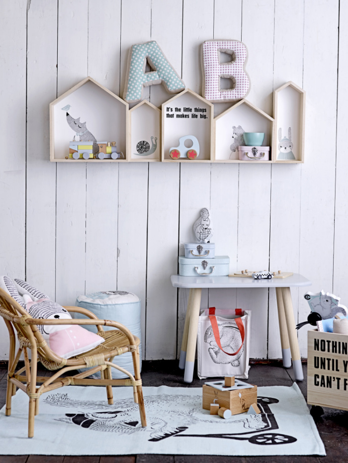 Cuartos infantiles con decoración de Bloomingville | Pinterest ...