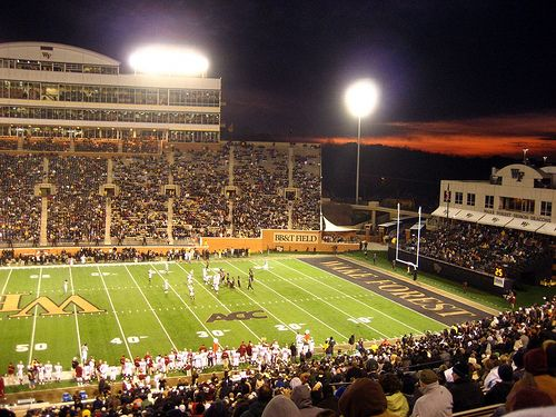 BB&T Field (Groves Stadium), Winston-Salem NC
