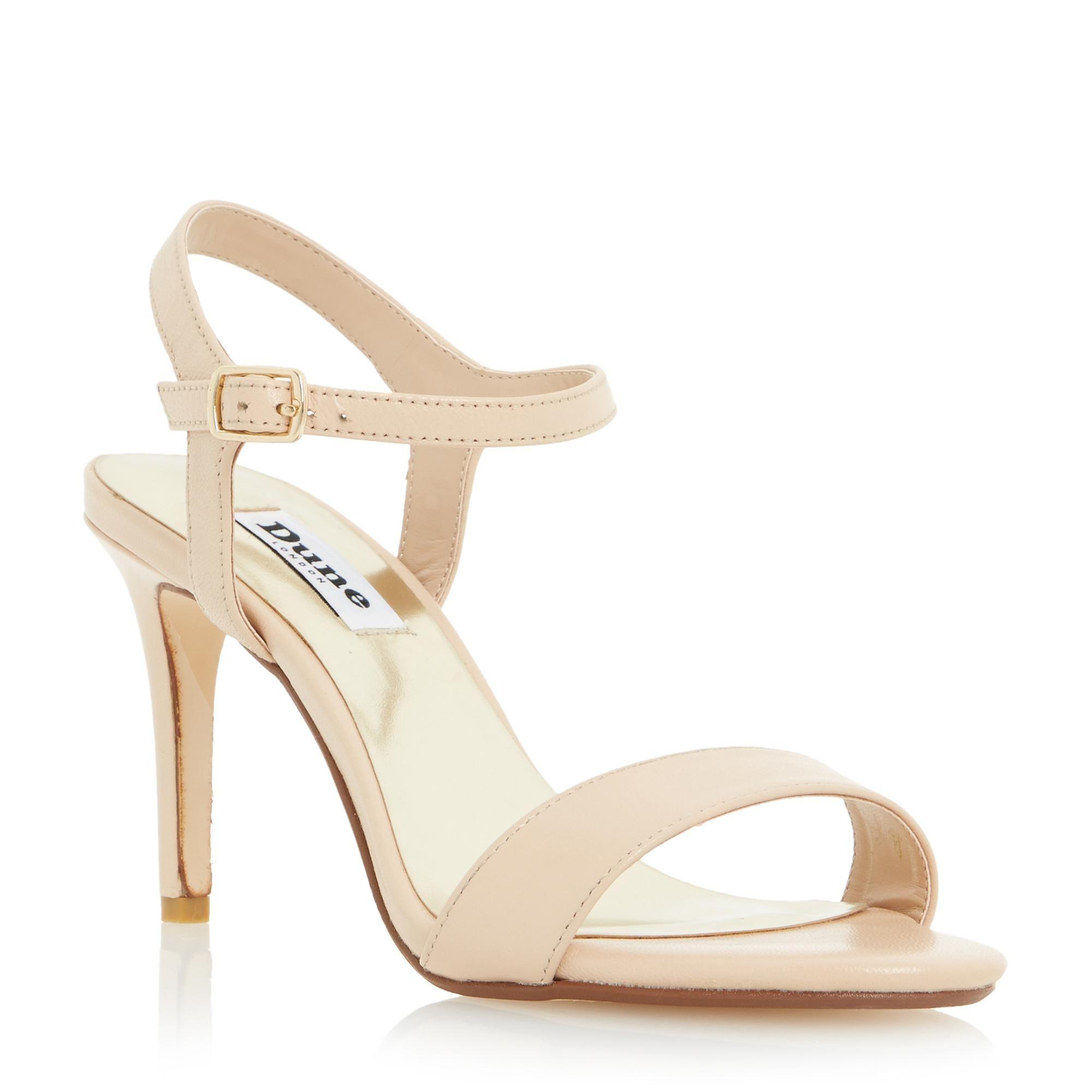 0d0ed7ddcd0 ✔️ Perfect nude mid-heel. | Wishlist | Mid heel sandals, Sandals ...