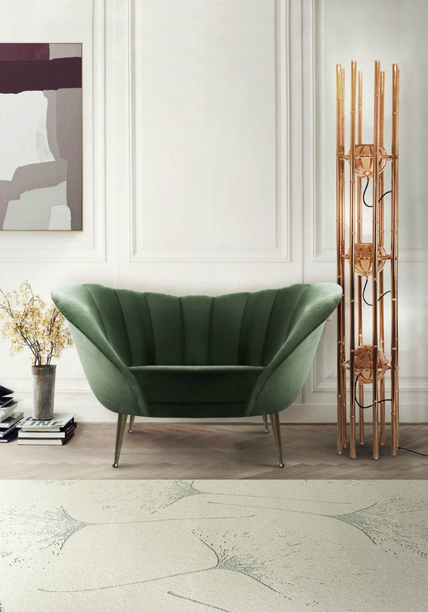 10 moderne Sessel für ein schönes Wohnzimmer | Decorative ...