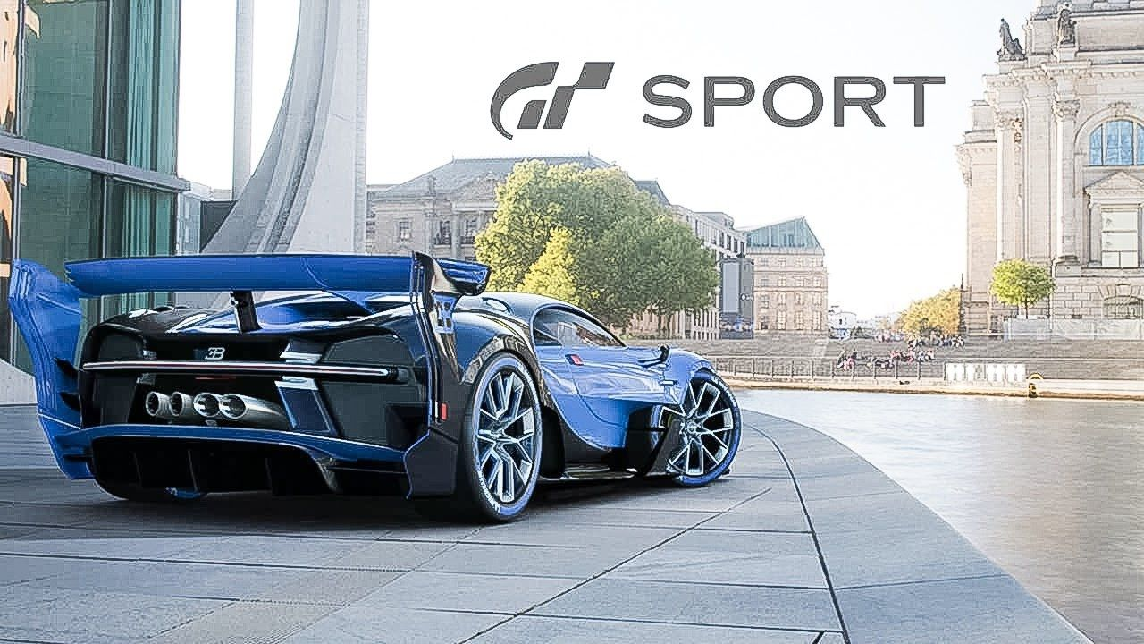 GRAN TURISMO SPORT Gameplay (PlayStation Experience 2016