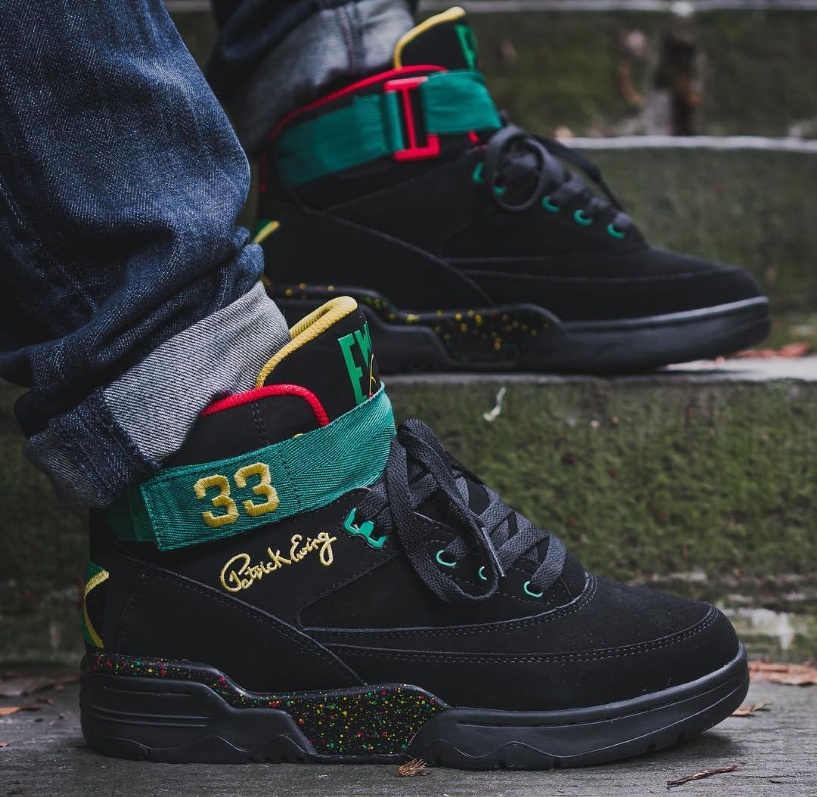 97fc6a3ab3a0 Available Now Ewing 33 Mid Jamaica 1EW90183-041