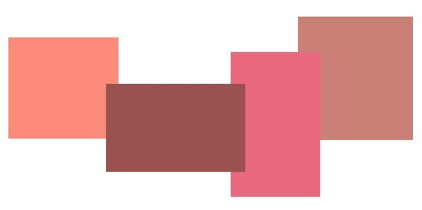 Colors That Go Well With Pink here is a color palette utilizing marsala, the 2015 pantone color