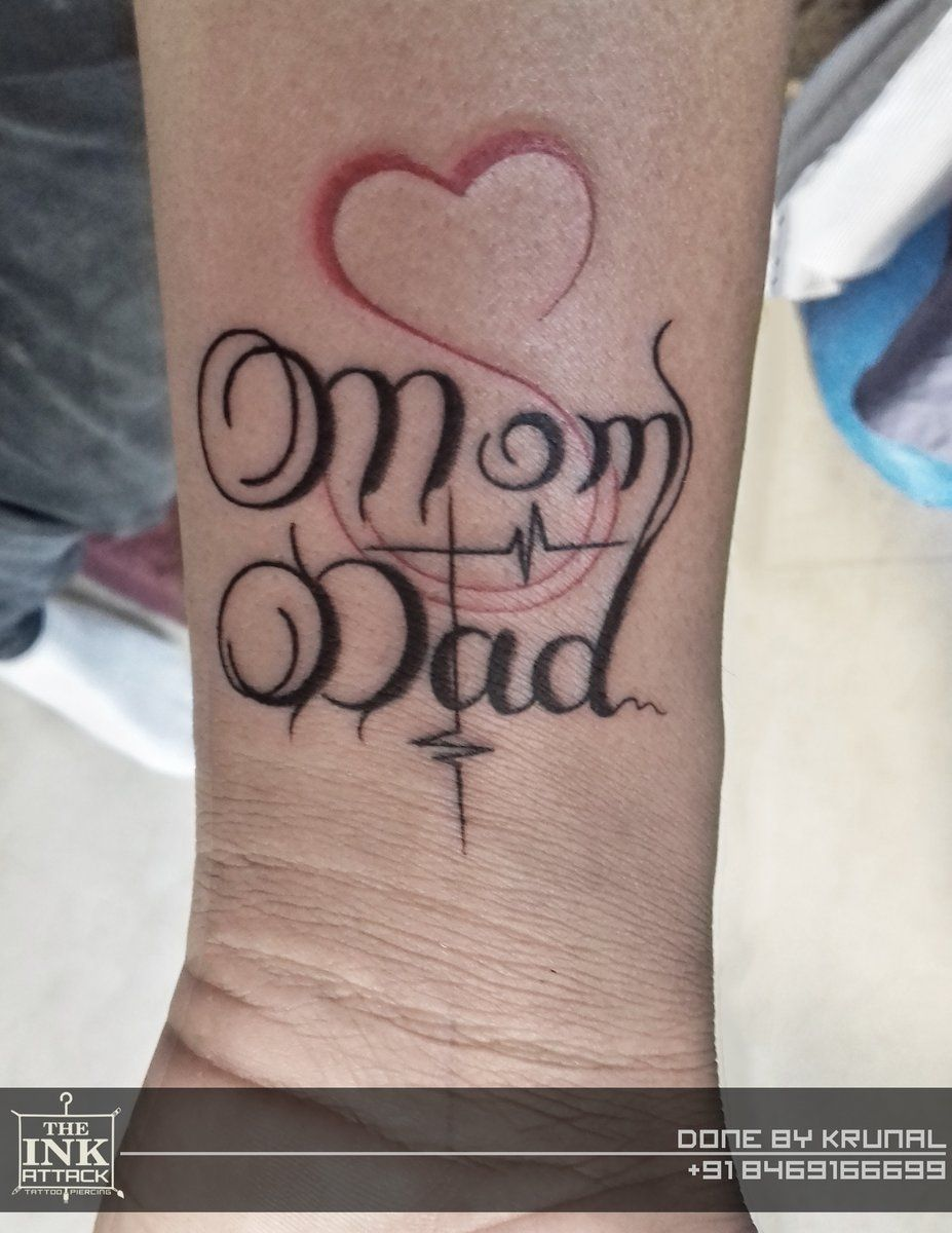 The Best With Regard To Creative Move Mom And Dad Tattoos Design Ideas Mom Dad Tattoos Dad Tattoos Tattoos For Dad Memorial