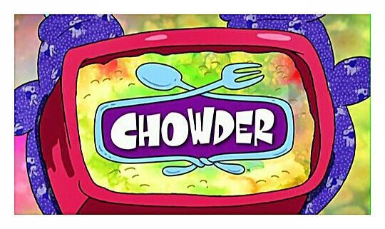 Chowder Cartoon!!. #Tv #Series #Funny #Logo. #chowdercartoon Chowder Cartoon!!. #Tv #Series #Funny #Logo. #chowdercartoon