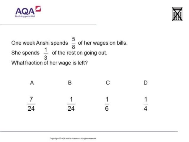 Sign In Math Quizzes Gcse Math Free Quizzes