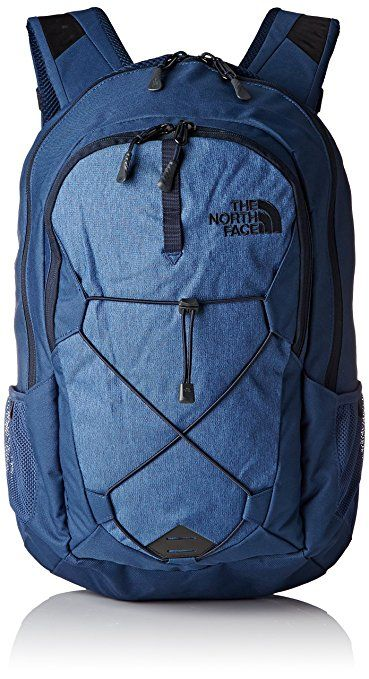 The North Face Jester Backpack Shady Blue Heather/Urban Navy Size One Size