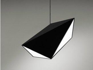 Lámpara colgante BAT lamp - Makers with Agendas