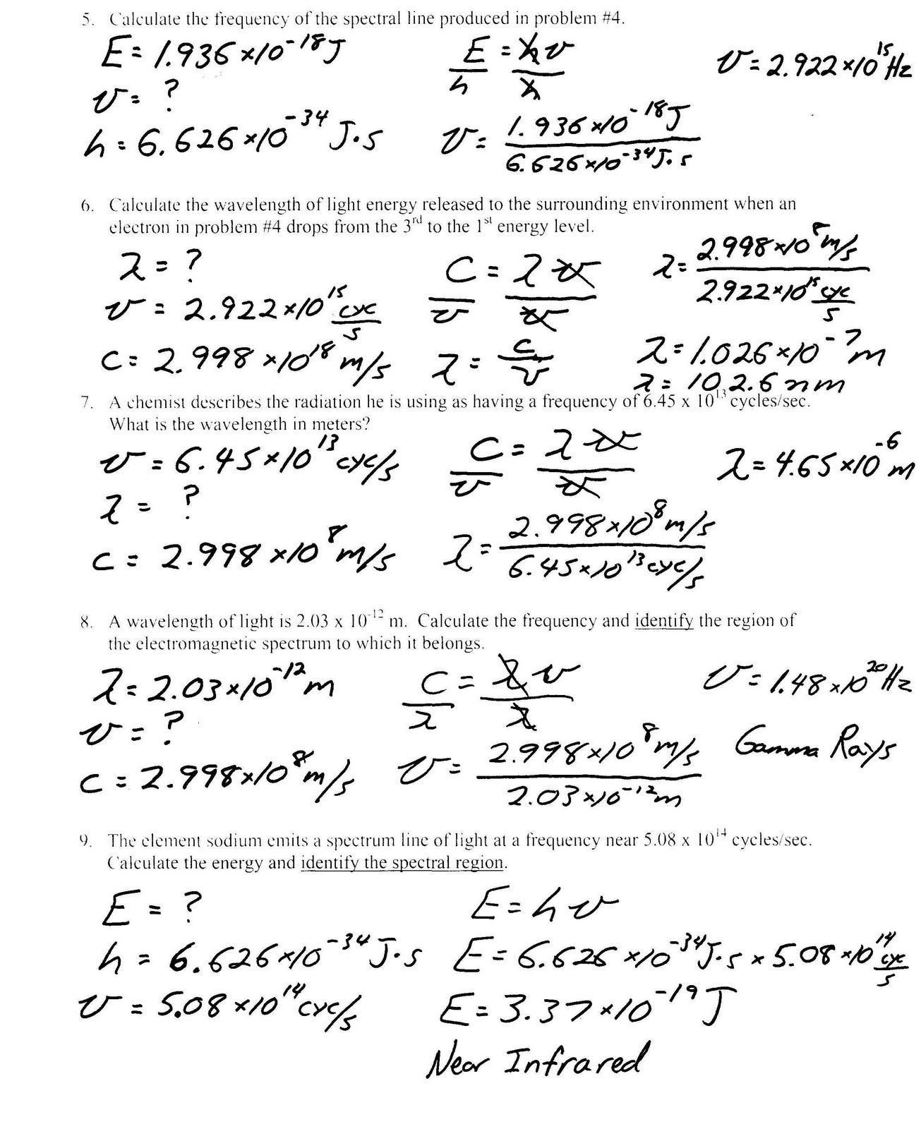 20 Density Calculations Worksheet Answer Key In