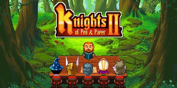 The follow up to the silly, yet utterly charming RPG Knights of Pen & Paper has launched on Android and iOS devices.
