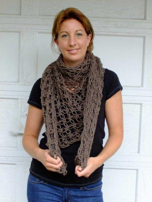 Dunfermline Crochet Shawl by QuimsyCo