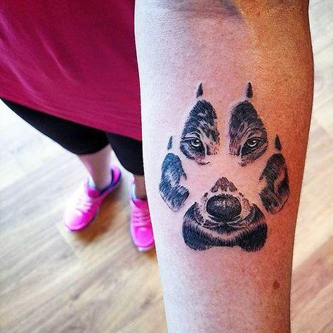 Los 50 Mejores Tatuajes de Lobos y sus Significados - Tatuajes